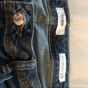 Kensie Jeans - Kensie Effortless Ankle Skinny Jeans
